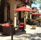 Attractions at Napa Valley Railway Inn Yountville California